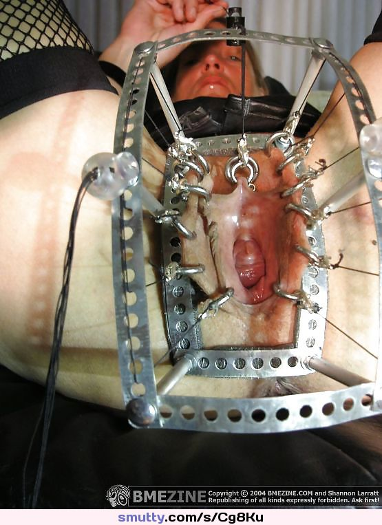 gabby blonde porn gabrielle busty blonde babe gabrielle strips ahh.. the joy of excited and wierded out at the same time.. #extremecloseup #cuntlips #torture #wierd #whipsfavs #spread #device #piercedpus