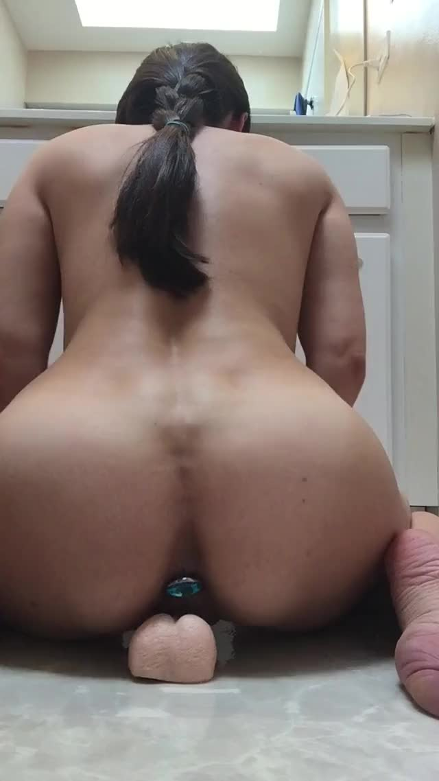 elmer wife extreme painful anal fist tmb