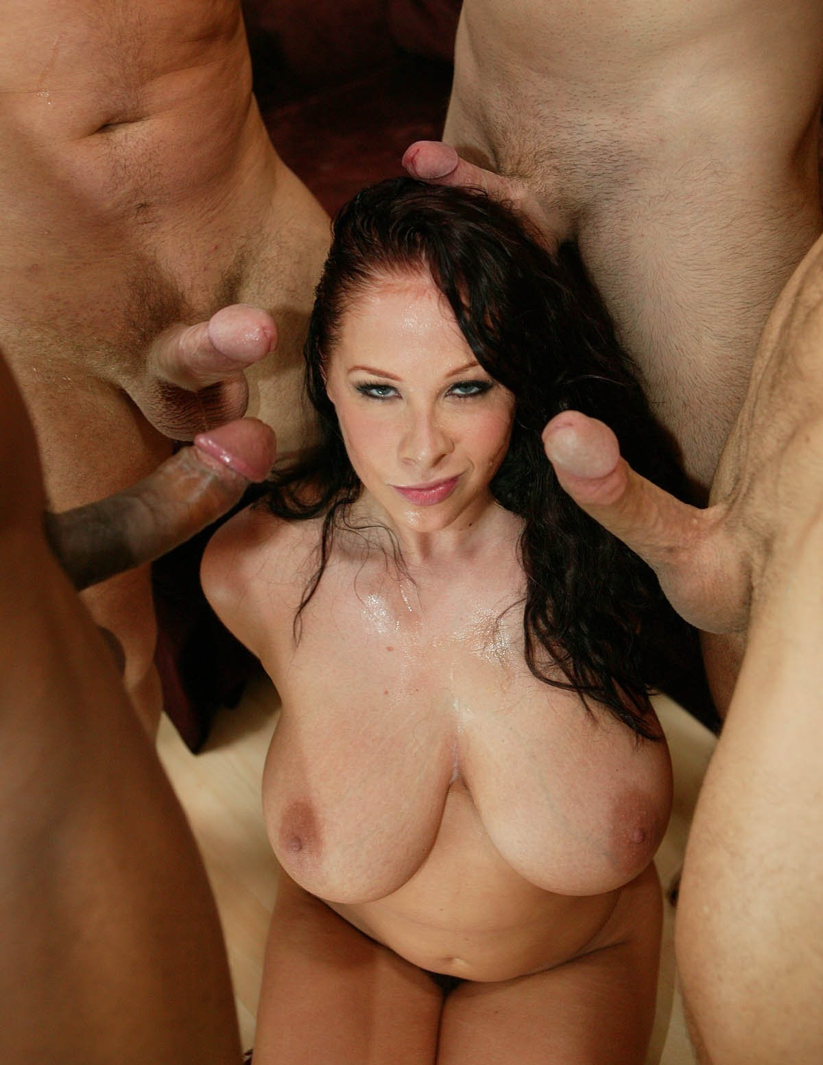 double anal penetration for horny gal