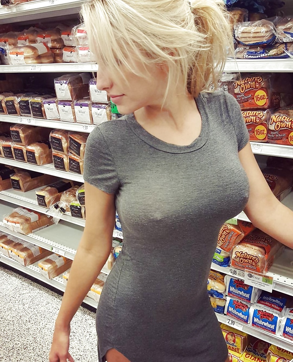 wife wearing revealing clothes in public #glasses #hefty #hotel #naked #nipples #nude #penny #pig #sandra #tits