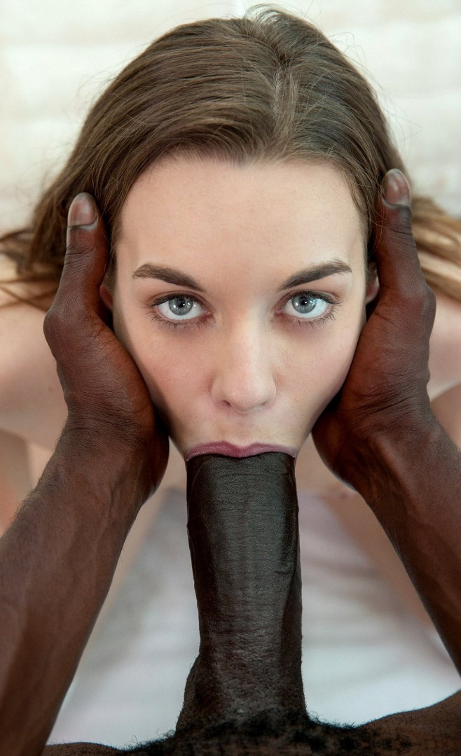something that will make me cum Alexa Blackcock Interracial Blackdick Gangbang  Oral Submissive Submission