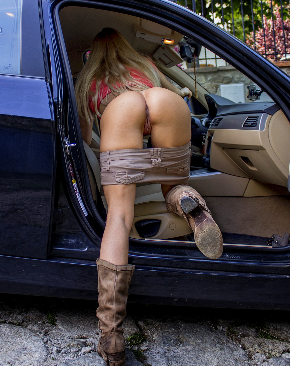 amatrice francaise prise en gang bang porn xhamster #asshole #blonde #bottomless #frombehind #highheels #inthecar #nebelfavs #nopanties #onallfours #psfb #rearview #sandals #smoothpussy #sweetass