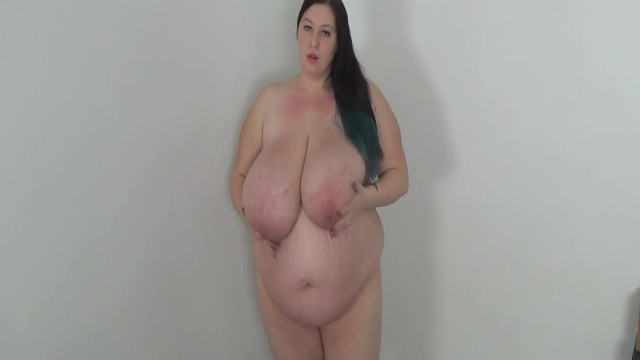 fat ass on this white girl