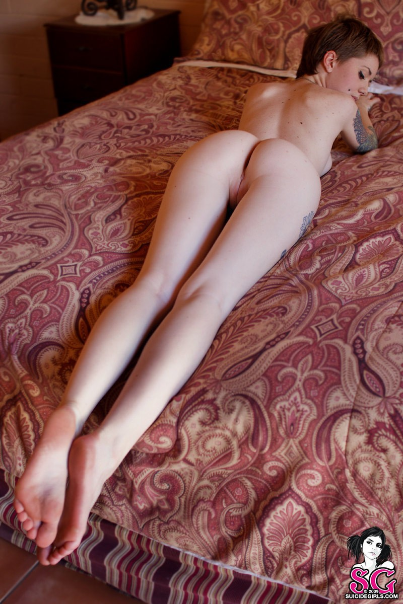 we love ginger lee southern accent as much as her flawless #SuicideGirls #ass #back #beautiful #brunette #felina #gorgeous #legs #longhair #perfectass #psfb #pussy #tattoo