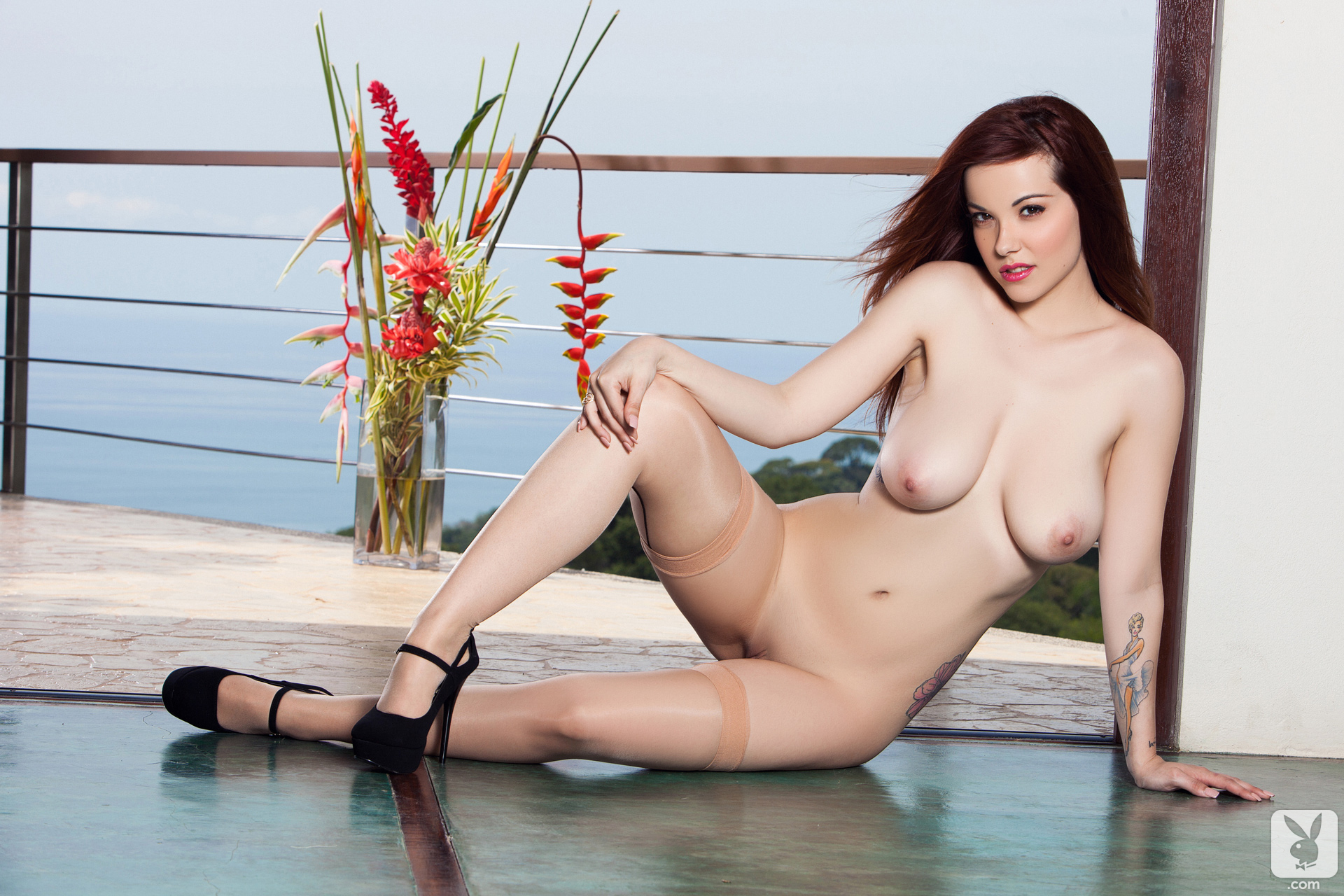 i want to be a crossdresser #ElizabethMarxs #Beautiful #sexy #hot #cute #LoveofMyLife #BlackoutClassic #redhair #stockings #heels #tattoos #pussy #tits #bigtits #legs