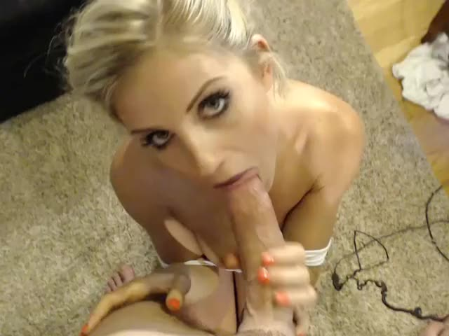 why are all these celebs chopping their hair off stupid #GinaGerson #Mindy #blowjob #blonde #brunette #longhair #eyesclosed #pov