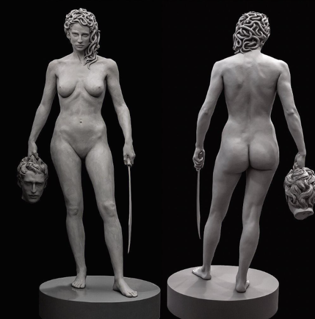 college sex party filled with nude dances and hard fucking #medusa #statue #sculpture #art #artwork